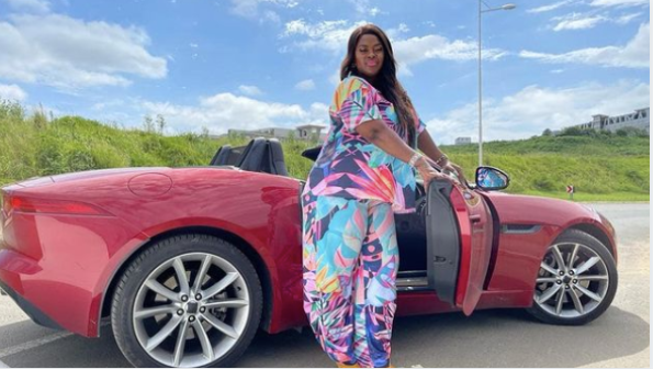 See Mangcobo From Uzalo Net Worth And Car That Left Mzansi in Shock