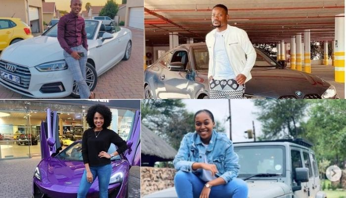 The Skeem Saam Actors and Their Cars in 2021
