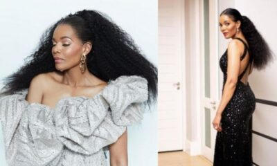 Connie Ferguson Appreciates South Africans,See Message Here