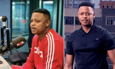 Melusi From Gomora Stuns His Fans After Explaining The Reason For Him Being Single