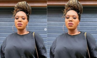 Uzalo actress who plays Mamlambo recently left everyone speechless with her look,See Here