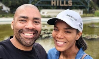 Here Is The Good News Connie Ferguson Received About Her Late Husband